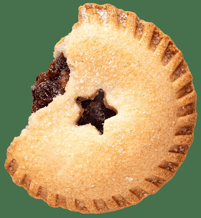 Mr Mince Pie Eaten Mince Pie