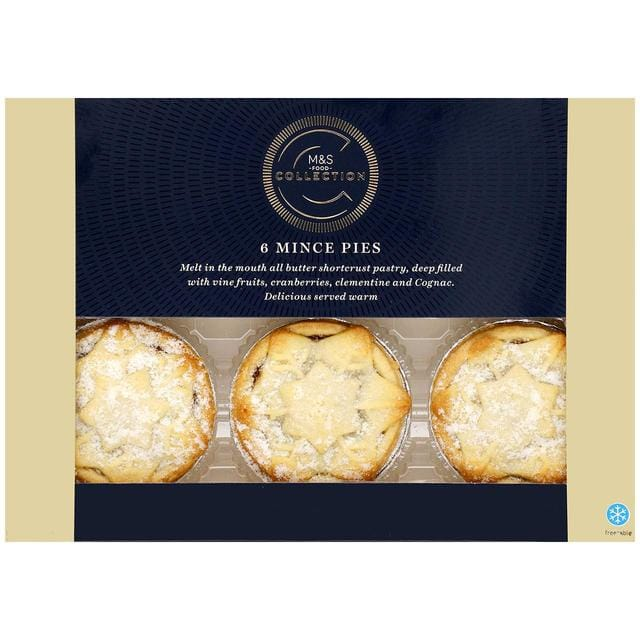 M&S Collection Mince Pies Reviewed